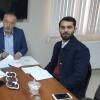 The president of Egitim-Bir-Sen Istanbul Branch 1 Mükremin KOSE was visited and a cooperation protocol was signed between Egitim-Bir-Sen / UKEAD. We thank him very much .05.02.2020