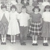 How fun is this? Marion Elementary School pictures. 1957. Boy scouts, girl scouts, brownies, and kids … North Carolina? Virginia? Help me find some of these people.