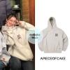 200206 filming at Busan wearing A piece of cake - hoodie ₩50,400