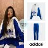 200212 instagram update wearing adidas - sweater ₩79,000 & pants ₩79,000