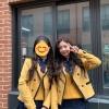 📸ㅣ200213 รูปถ่ายมินจูกับเพื่อนร่วมชั้นในวันจบการศึกษาชั้นมัธยมปลายโรงเรียน SOPA