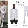 200224 Paul Smith - Soho jacket & slim-fit trousers