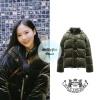 200212 fancafe & instagram update wearing Juicy couture - velvet jumper ₩383,200