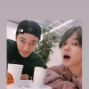 200319 Imfact Ungjae's instagram story with Raehwan: