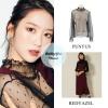 200221 for Ray x Visée using Punyus - black tulle top ¥2,999 Redyazel - dress ¥8,990 cr: 💖