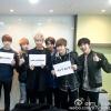 150324 Weibo update