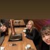 200324 سانا ، مومو و مينا عبر ستوري انستقرام توايس .