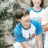 190326 Heejun & Inseong @ Aja Aja Tayo filming☀️