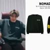 200326 NOMAD - Be a good human sweatshirt