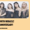 [ 200328 Happy 4th anniversary to MIRACLE!🥳