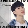 30/03/1990 Feliz Cumpleaños GiKwang ❤💙