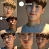 200404 Instagram Live🎙️ So many cuteeee expressions.