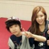 130407~ Throwback 7 Years ago Little Yedam with his favourite Minju Noona 😊😍