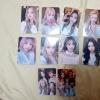 💖 | - Alguns fãs já começaram a receber suas recompensas do MakeStar. O set de photocards é lindo, ela não estão parecendo anjinhos? 🥺 ©️ love__ans raon_000121 kessen13181ansfancam •
