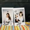 💖 | - Alguns fãs já começaram a receber suas recompensas do MakeStar. As polaroids 🥺 ©️ love__ans raon_000121 kessen13181ansfancam •