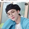 [200505] Jaejun Hangyeom'un instagram gönderisine yorum yaptı! Hyunjong: Bana bir resim çizer misin?? Jaejun: Ama ben daha iyi çizebilirim?!?! Hyunjong: Hahahahaha hadi savaşalım!!