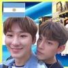 [200504 update] [CH.24hours] 'STAY A MOMENT'EP4 Argentina Latin America tour 'STAY A MOMENT' 2019 La última historia, Argentina. Disfruten del tiempo de descanso de los miembros de W24 juntos en Buenos Aires, (+)