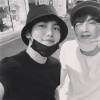 200505 김유환 인스타그램 업데이트 : 전역 축하한다 bro 행복하자