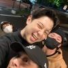 200508 Taeha's instagram updated : 이날 나는 성지고 외눈박이의 나머지 한쪽 눈을 봐버렸다. 난 이제 끝인 건가. 닉네임에 맞게 첫 번째 사진은 역시 한쪽 눈을 가렸다.