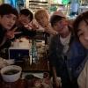 """[ Atualização na conta do ZPZG. """"Querido 'Hyo' é tarde, mas parabéns pelo seu aniversário novamente!!! ⏳❱ … +"""