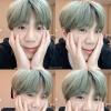 [200506] ① 하뚜~💘 ② 가까이 오는 탱탱이 😳 ③ 그냥 예뻐서 캡쳐 했습니다 😆 ④ 메롱 😛 ① Heart~❣ ② Taeyoung so much closer 😲 ③ Cause it's pretty so I capture it 🤪 ④ Peekaboo~😝