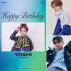 15/05/2000 Feliz Cumpleaños Yoshi ❤💙🐯