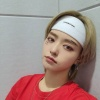 [INSTAGRAM] - 200517 - Seoeun « Je m'ennuie donc je griffone 🥴.🥴 » _ ©️ kk_seoeun | 1/2