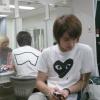 200519 yoonhosong1 IG 두번째 사진 쉬는시간에도 연습하는 재진이 😍 저때는 애기들같았는데 이제 민환이빼고 저보다 크네요ㅋㅋㅋㅋ