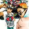 200519 G-Dragon's IG with Taeyang 💖