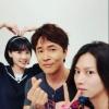 [PICS] 200520 kimjungmin_jake.kim IG Update with Kim Heechul and Kim Minah😍💙