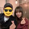 [200521] 📸 royalsalon_woong Ecco una foto di Wheein assieme al suo parrucchiere💕 🔗 …