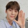 200523 Minhyun's online fansign selca