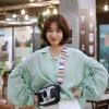 200528 빅보스 인스타그램 신선한 토크(?)로 안방극장을 사로잡은 안은진 배우의 '유퀴즈' 인증샷을 공개합니다 …