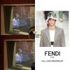 200528 __youngbae__ IG Update 🎩 Fendi Fall 2020 Menswear