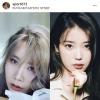 200528 IU commentato sotto il post Instagram di PD Cho Young Cheol, JeA risponde Didascalia: riunione speciale di JeA e IU. Nuovo singolo a giugno. ↪️ IU: Oh finalmente sta uscendo! 🤩 ↪️ JeA: Cara lyricist✨ ...