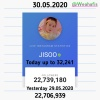 IG Update IG for girls by date 😍 👇 I will do it everyday 👇 😘 🙏 Daily 30.05.2020 🙏 Cut the amount at 4:30 pm every day_4
