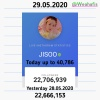 IG Update IG for girls by date 😍 👇 I will do it everyday 👇 😘 🙏 Daily 29.05.2020 🙏 Cut the amount at 4:30 pm every day_4