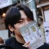 200129 PR 멋진 표정 고마워요🌻💙 해바라기…🌻☀️_2