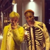 with Pharell on bad reputation studio's IG post [200529 badreputation_studio …]