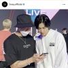 changmin88さんの「いいね!」👍💓 200530 TVXQ公式Instagram We are T! TVXQ! LIVE - Beyond the T ミッションクリアのプレゼント リハーサル写真公開❤_2