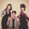 [PICS] 200605 kbsn_official IG Update with Kim Heechul, Kim Minah, and Lee Jeehoon (Jihoon)😍😍💙💜_3