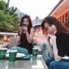 "200616 Girls Day Yura Instagram update with Sojin ""Happiness""_3"