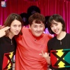 [PICS] 200618 kbsn_official IG Update with Kim Heechul, Kim Minah, and Hyun Jinyoung😍💙💜_2