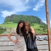 [IG] Lee Suji instagram update with Chun Jane ㅡ 200619 trans: my happy virus …_1