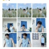 200629 Weibo微博 イェナン 🌞☁️🌷 お花畑にいる可愛いイェナンちゃん🐼💕_1