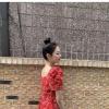 [ Instagram | 200630 ] Más interacciones entre Yeeun y 💬*Descripción: Jiwoo Unnie tomó esta foto JW: Que mujer más linda YN: Jajaja Unnie JW: Bebé... eres deslumbrante YN: Unnie... Te extraño Cr. [ ]🐰_3