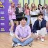[200703] Youi ve Lara, üyeleri Raon ve Bian, üyeleri Nana ve Minseo, üyesi YoungK ve üyesi Youngjae'yle birlikte Idol Radio'dan. 🥰_1
