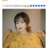 [TRANS] 060729 | Comentário da Yuju no Weverse. 💟 O presente é lindo, a mãe da adorável filha deve estar tão feliz 💛 🐶 Eu apaguei sem querer... ㅋㅋㅋㅋㅋ (kkkkk) Eu ia pressionar em cancelar......_1