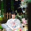 200708 UNINE官博 weibo update รูปเหวินฮั่นในสตูดิโอระหว่างถ่ายรายการ 《喜欢你我也是》 ตอนที่ 10 (3/3)_2