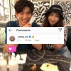 200710 Minzy likes and leaves a comment on Eric Nam's instagram post about his album release on July 30th_2